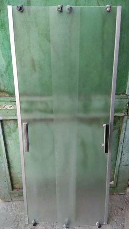 Дверцы для душевого бокса