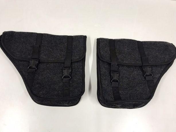 Карманы сумка багажника , органайзер Ваз 2121 .