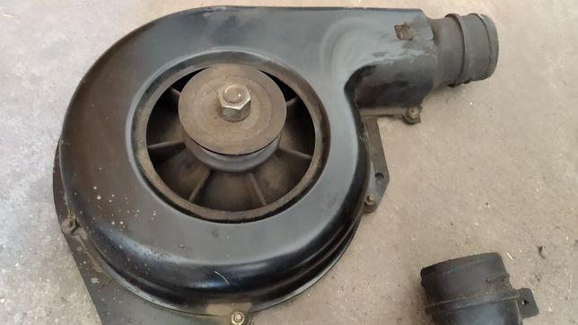 Kosiarka traktorek turbina