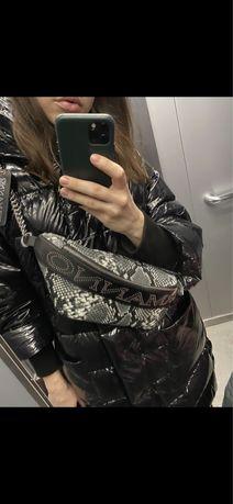 Ermanno Scervino женская сумка -слинг. Питон. Оригинал! Торг!