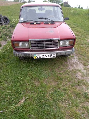 Машина ВАЗ 2107 На ходу
