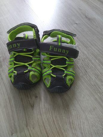 Buty chłopięce 23