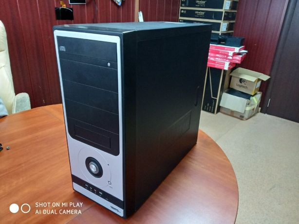 Игровой компьютер Б/У,Core i3 2,9 GHz,ОЗУ 4Gb DDR-3,Radeon HD5770