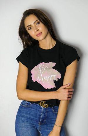 T shirt Lena czarny