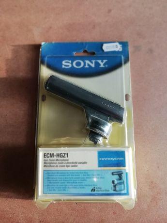Microfone Sony ECM-HGZ1
