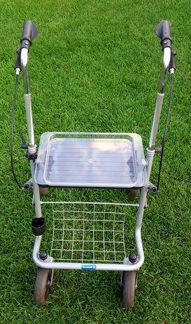 Rolator balkonik wózek