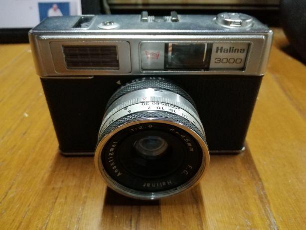 Máquina fotográfica Halina 3000