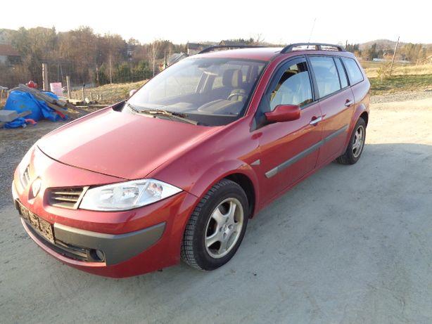 Renault Megane 1.9 dci wszystkie częsci
