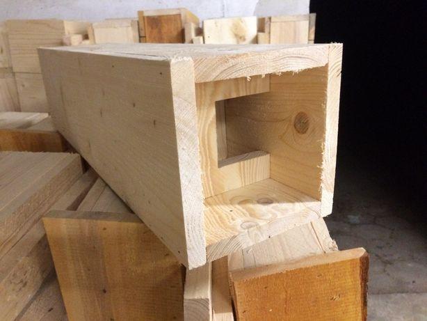 Budka lęgowa kominowa pójdźka skrzynka gniazdo domek dla ptaków