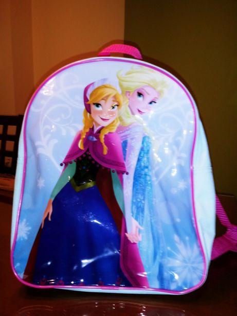 Plecak plecaczek mniejszy Kraina lodu