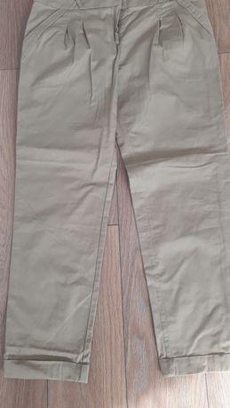 Spodnie damskie chinosy rozm 40