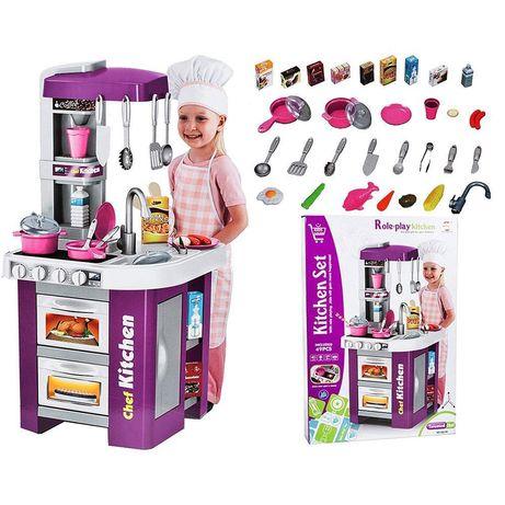Набір Кухня для дівчинки в упаковці