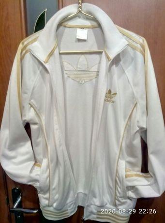 кофта Adidas белая