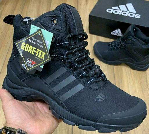 Мужские термо ботинки ADIDAS р.41,42,43,44,45,46