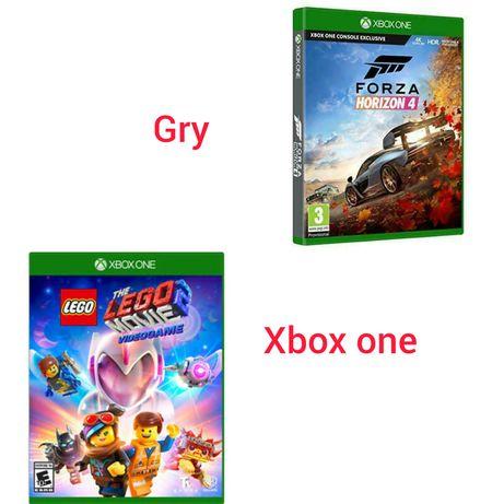 Gry Xbox one,Forza Horizon 4,Fifa, nfs,sims, Minecraft,ufc,lego