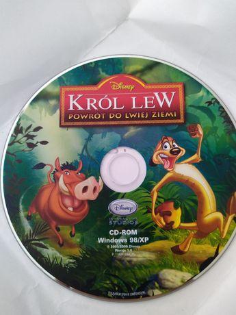 Płyta Król Lew Powrót do Lwiej Ziemi