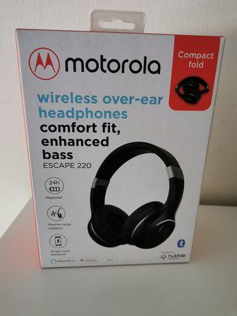 Motorola escape 220 nowe słuchawki