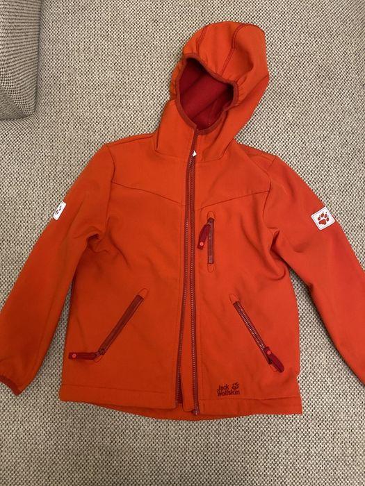 Продам осеннюю куртку Jack Wolfskin 128 Киев - изображение 1