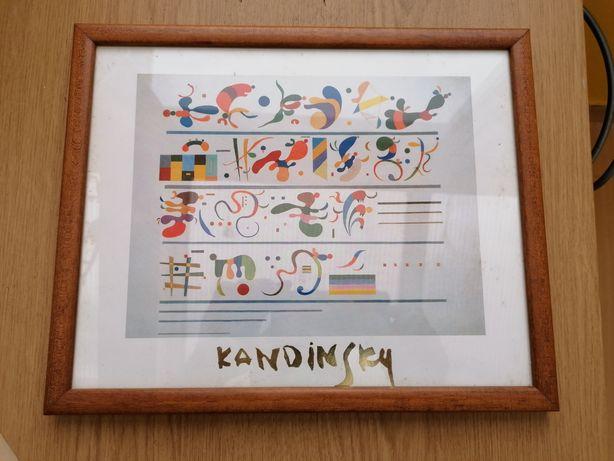 Gravura de Kandinski