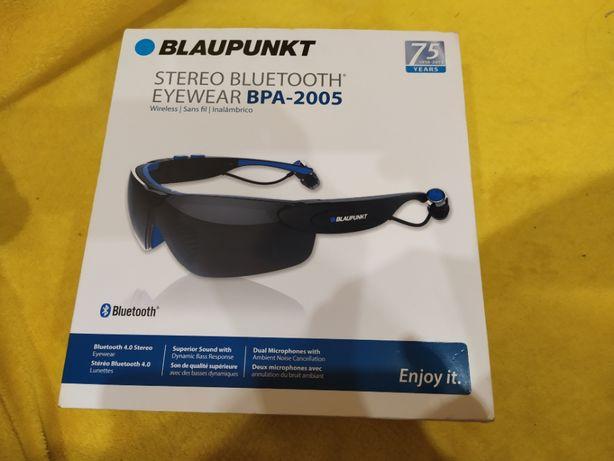 Наушники Blaupunkt Stereo Bluetooth Eyewear Sunglasses BPA2005