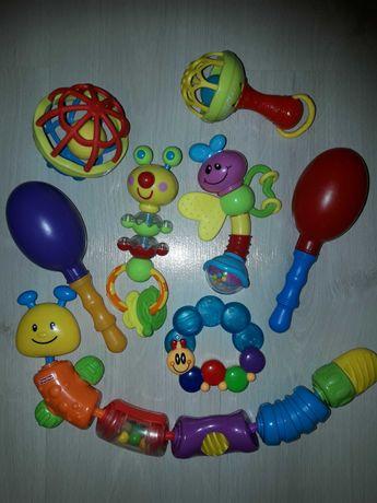 Погремушки детские игрушки