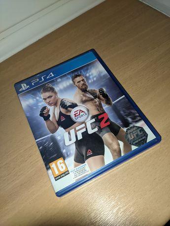 Gra UFC 2 na PS4