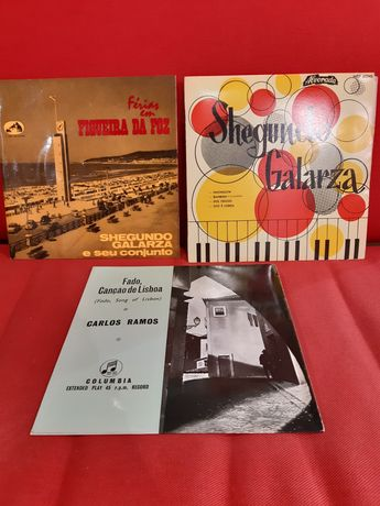 Discos de vinil singles antigos