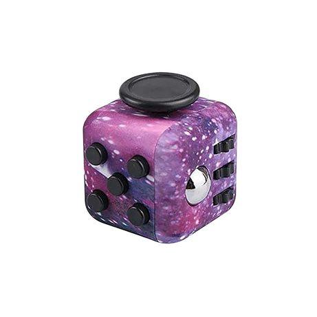 Fidget Cubes - Alívio de Ansiedade - Fidget Cube Toy