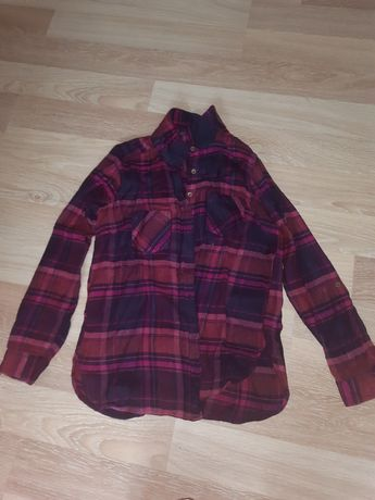 Koszula ciążowa + bluzka ciążowa