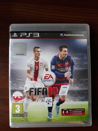 Fifa 16 na konsole PS 3