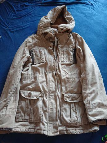 Fishbone płaszcz