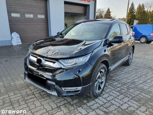Honda Cr-V Executive 1.5t 193km 4x4 2018/19r Panorama Led Head Up