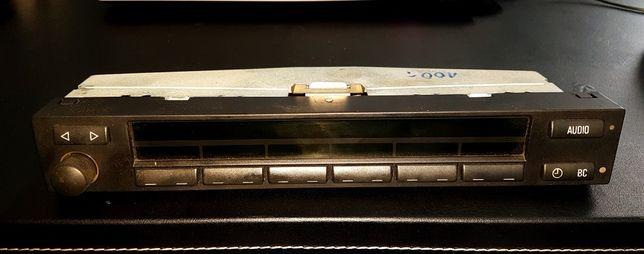 Panel radia wyświetlacz BMW E38