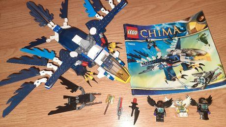 Lego Chima 70003 Перехватчик Орлицы Эрис Лего Чима