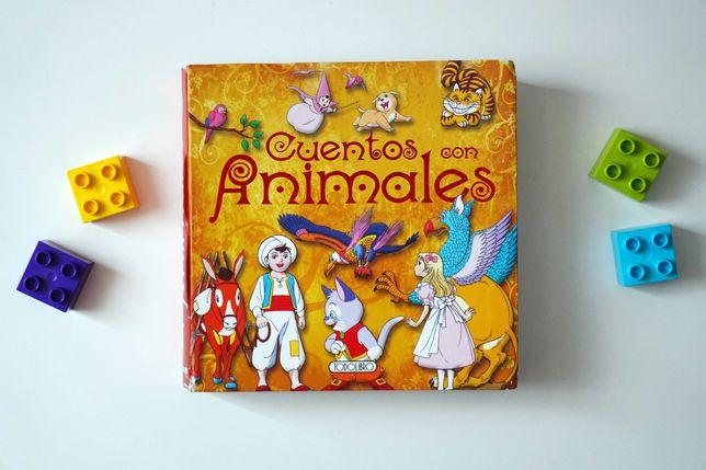 Cuentos con animales - zbiór bajek w języku hiszpańskim