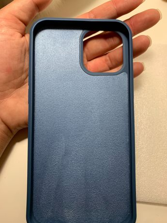 Capa de Silicone para iPhone 12 Pro Max