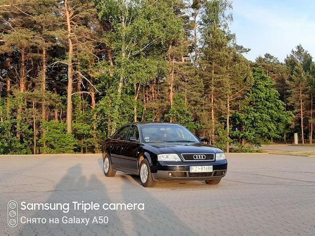 Audi a6c5 1998 2.4 benzyna