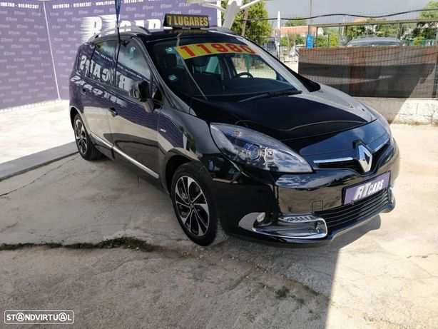 Renault Scénic 1.6 dCi Bose Edtion SS