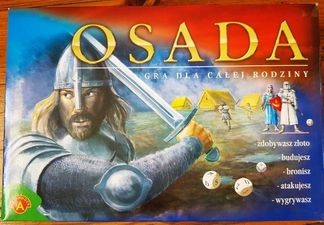 Osada - gra planszowa dla całej rodziny