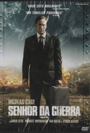 Dvd O Senhor da Guerra PLASTIFICADO Filme Nicolas Cage Entrega IMEDIAT