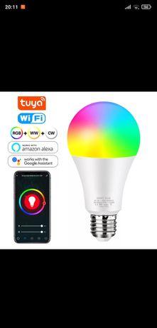 Lâmpada RGB wifi