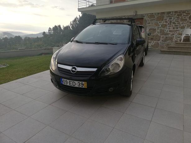 Opel corsa como novo