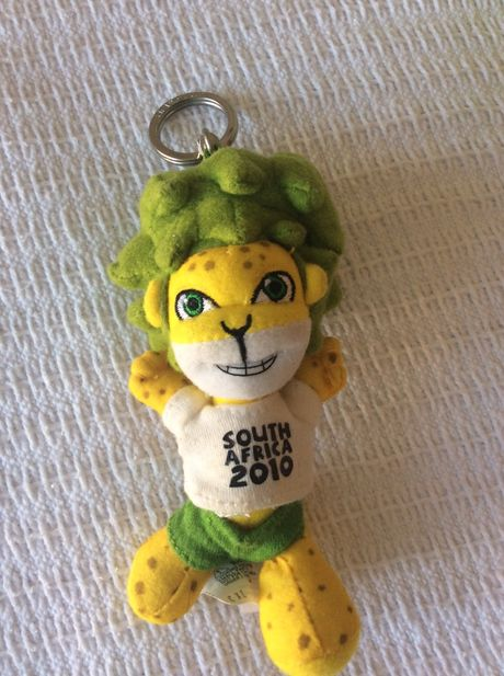 África do Sul 2010 - Porta-chaves - para colecionadores