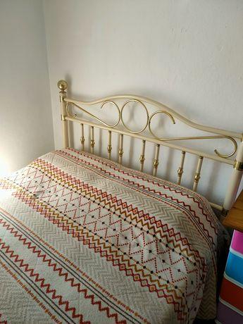 Vendo estrutura de cama antiga ferro