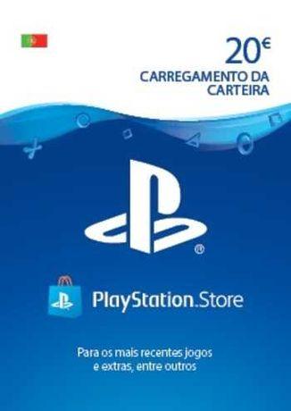 Playstation 20€ gift card