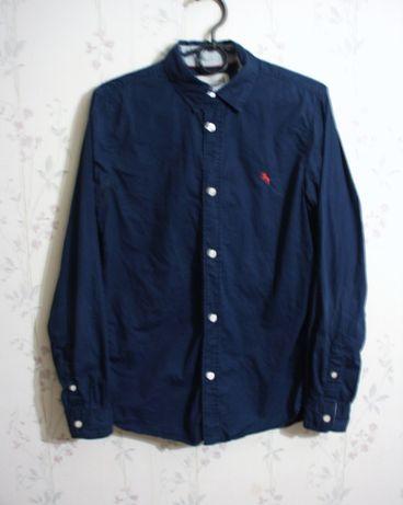 Рубашка школьнику джинса