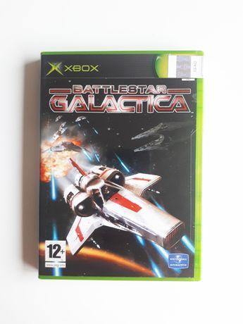 Jogo XBOX Battle Star Galactica - NOVO