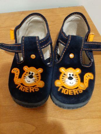 Pantofle dzieciece