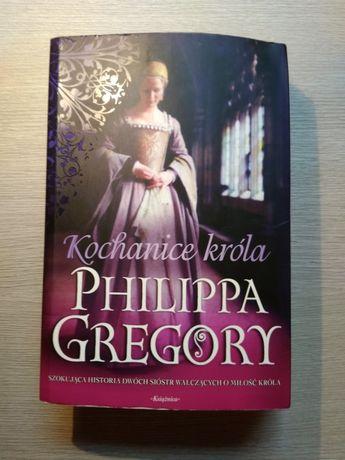 """""""Kochanice króla"""" Philippa Gregory"""