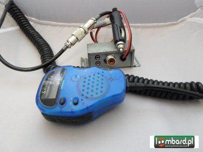 Radio CB Cobra 76XTR AM + antena Midland